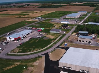 Watch video of the 417 Industrial Park